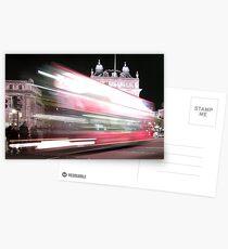 London Bus Postcards