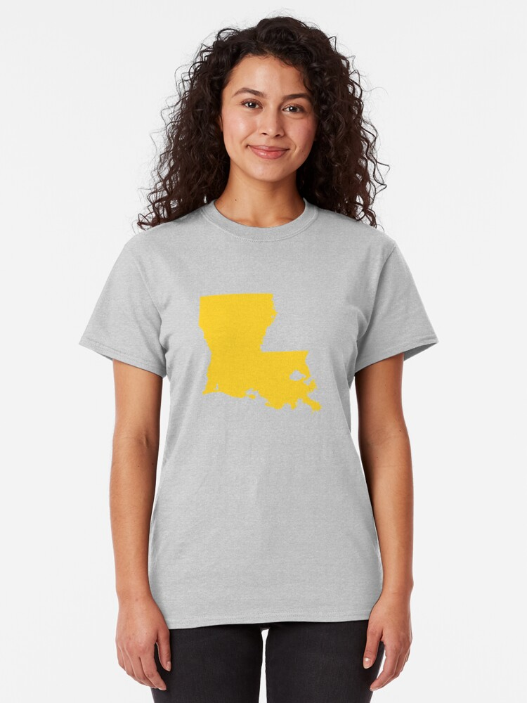 Alternate view of Louisiana Gold Classic T-Shirt
