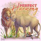 Perfect Harmony by Unicornarama