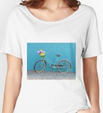 Antique Bicycle Women's Relaxed Fit T-Shirt