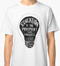 Education Classic T-Shirt