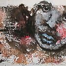 Faces, Bernard Lacoque-38 by ArtLacoque