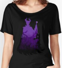 Midnight Maleficent Women's Relaxed Fit T-Shirt