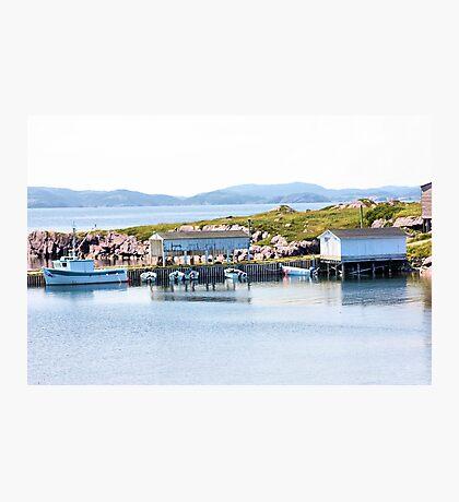 Safe Harbor Photographic Print