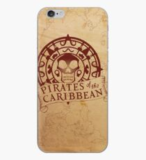 Pirates of the Caribbean Medallion 2 iPhone Case