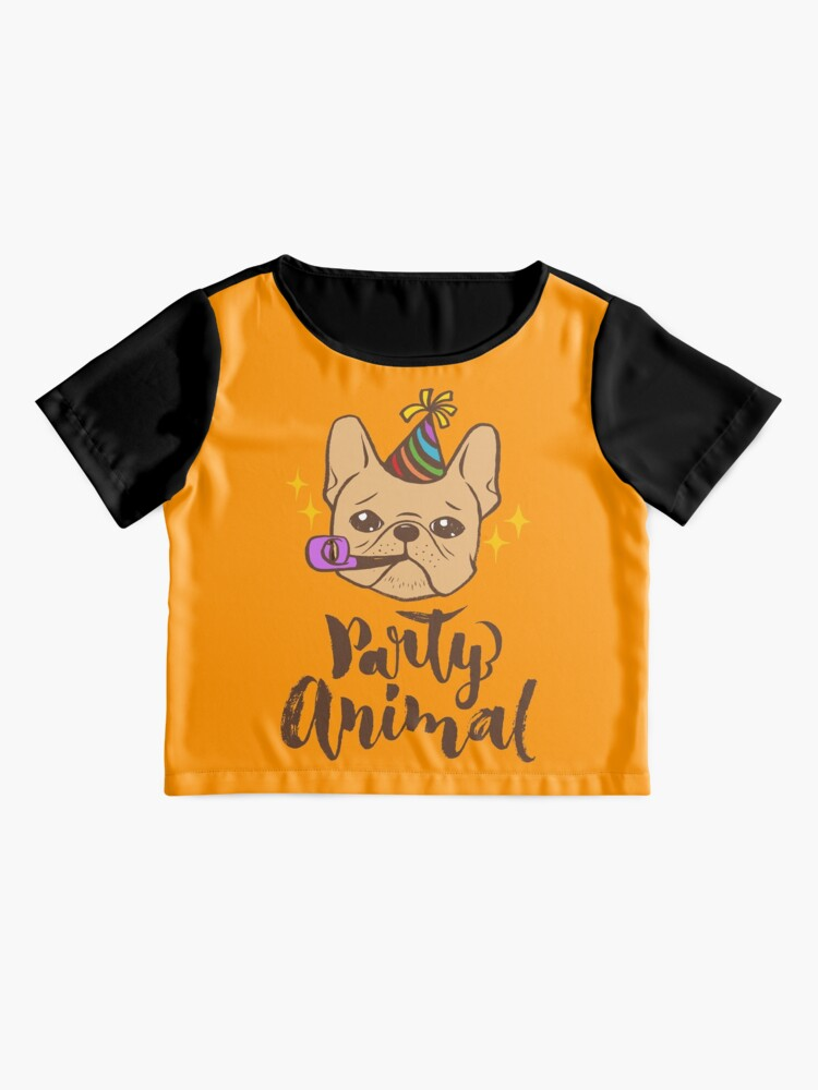 Alternate view of Party Animal Chiffon Top