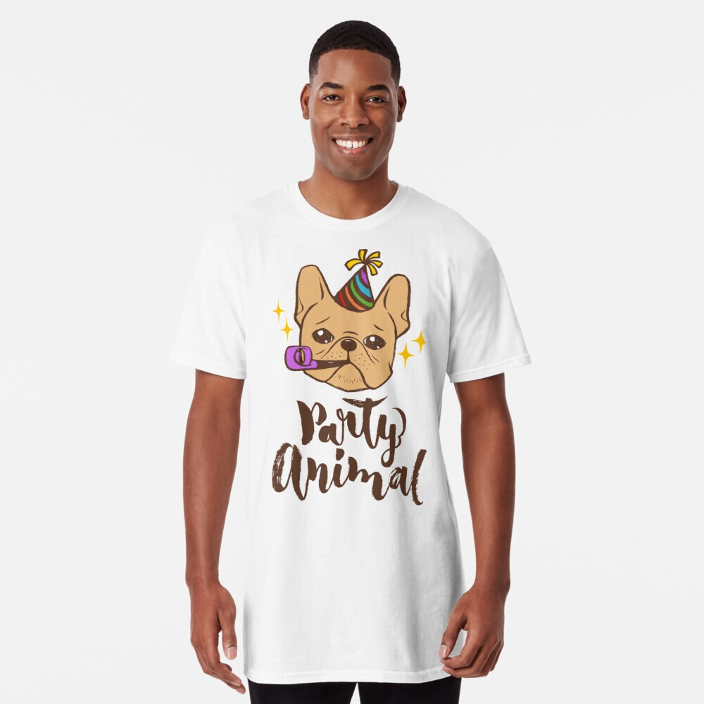 Party Animal Long T-Shirt