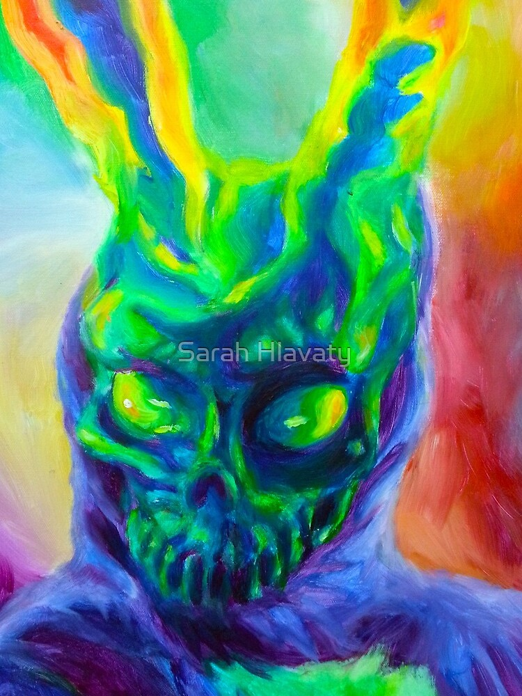 Burn His House Down Acrylic Painting by Tranquileyez