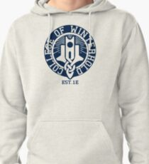 College of Winterhold Est. 1E Pullover Hoodie
