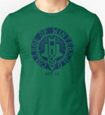 College of Winterhold Est. 1E Unisex T-Shirt