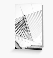 Calatrava Greeting Card