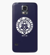 College of Winterhold Est. 1E (white) Case/Skin for Samsung Galaxy