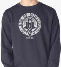 College of Winterhold Est. 1E (white) Pullover