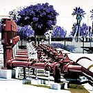 Pumping Station by Joe Randeen