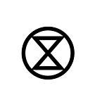 Extinction Rebellion-Logo von LeilaCCG