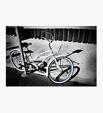 The Bike Photographic Print