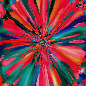 Flower Burst by ursula4509