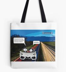 Factology Tote Bag
