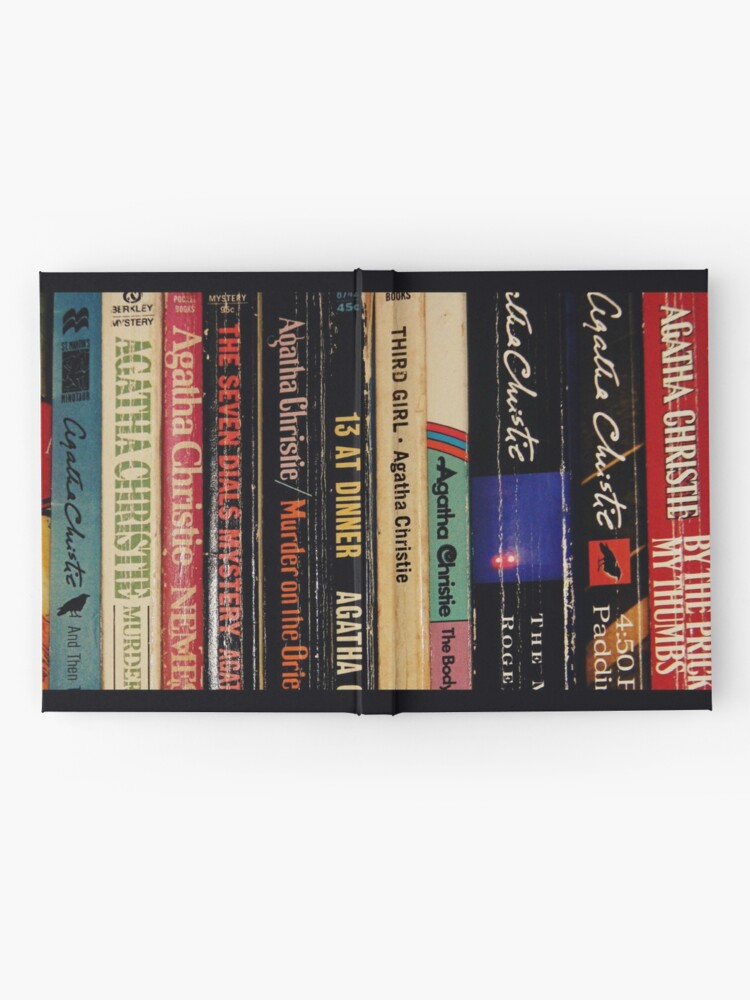 Alternate view of broken spines Hardcover Journal