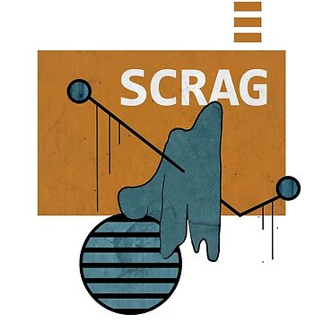Scrag by brushes