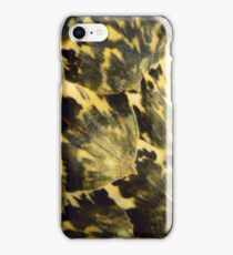 Sea Turtle Shell Pattern iPhone Case/Skin