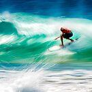 Headless Surfer by Kana Photography
