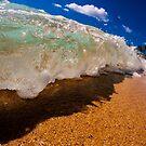 Along the wave by Kana Photography