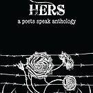 Hers book cover from a poets speak anthology  by Jules Nyquist