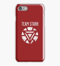 Team Stark - Civil War iPhone Case/Skin