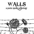 Walls  book cover from a poets speak anthology  by Jules Nyquist