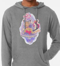 The Cat's Meow Lightweight Hoodie