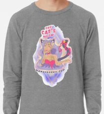 The Cat's Meow Lightweight Sweatshirt