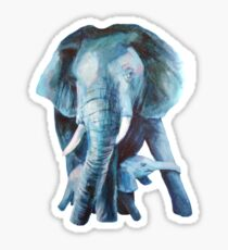 Wild, Loved and Protected Sticker