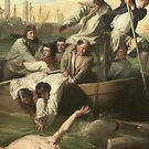 Watson and the Shark by John Singleton Copley by themasters