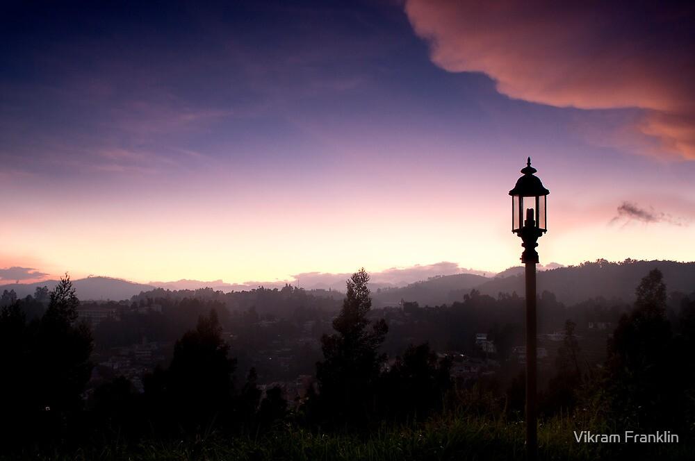 Light over Coonoor by Vikram Franklin