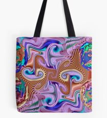 It's A Gnarl, Gnarl, Gnarl, Gnarl World Tote Bag