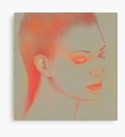 Perish Canvas Print