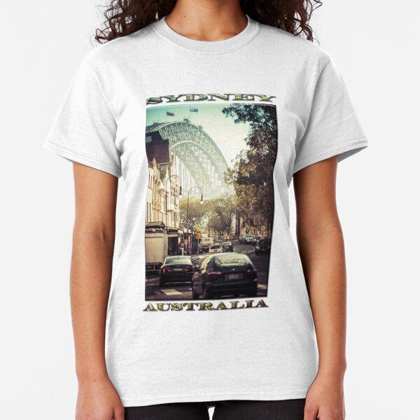 Vintage Rocks - Sydney, Australia Classic T-Shirt