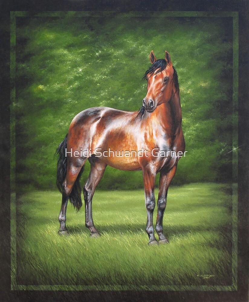Equus Perfection by Heidi Schwandt Garner