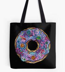 Homer Simpson - Donut Shaped Universe Tote Bag