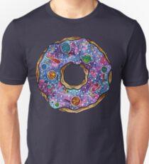 Homer Simpson - Donut Shaped Universe Unisex T-Shirt