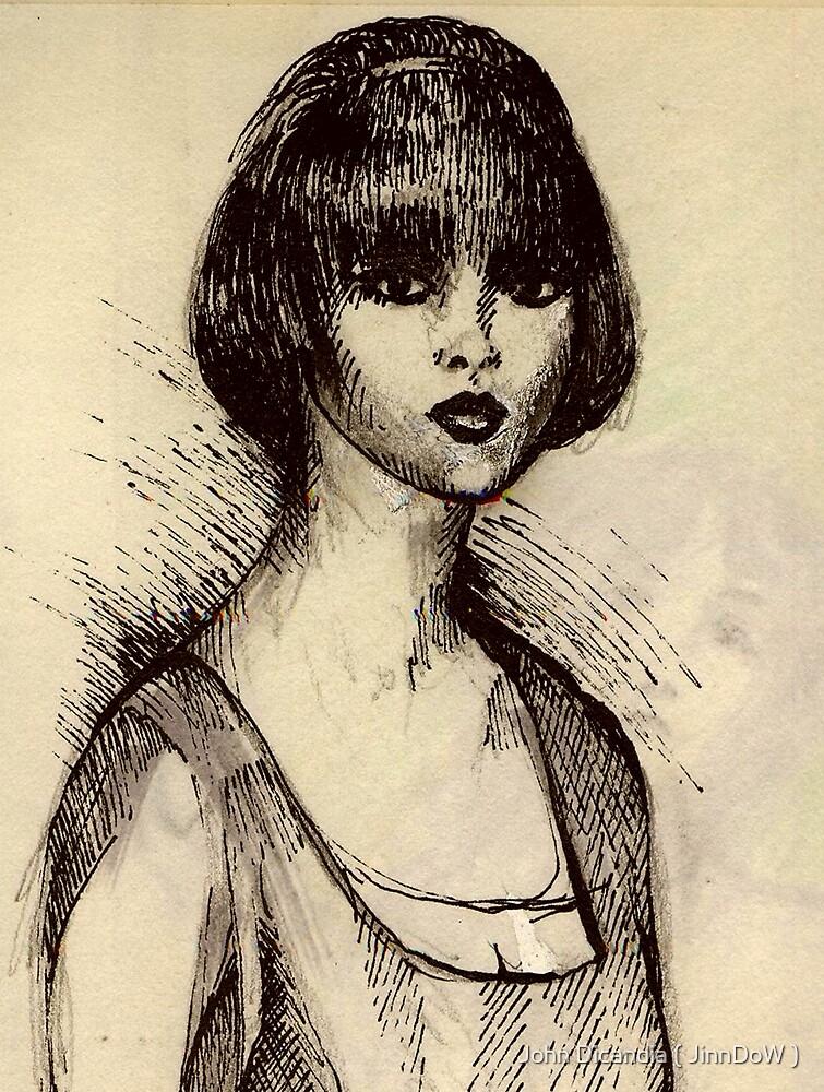 Night Fever Girl by John Dicandia ( JinnDoW )