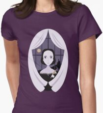 Mary Shelley T-shirt col V femme
