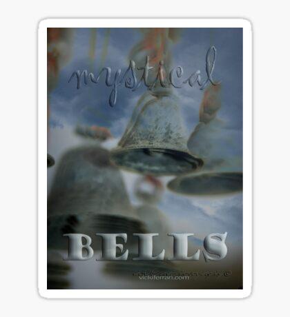 Mystical Bells © Vicki Ferrari Sticker