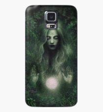 Forest Witch Case/Skin for Samsung Galaxy