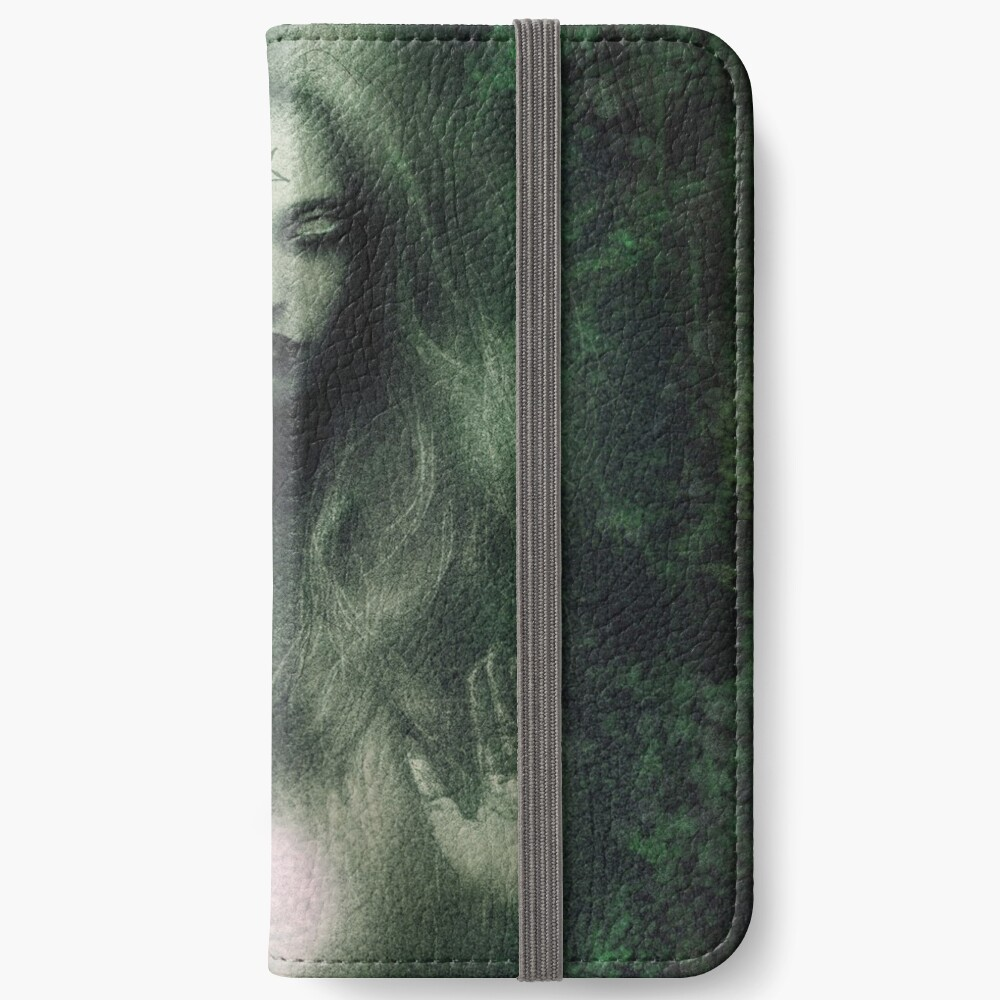Forest Witch iPhone Wallet