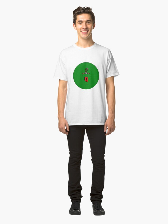 Alternate view of QuailMan Classic T-Shirt