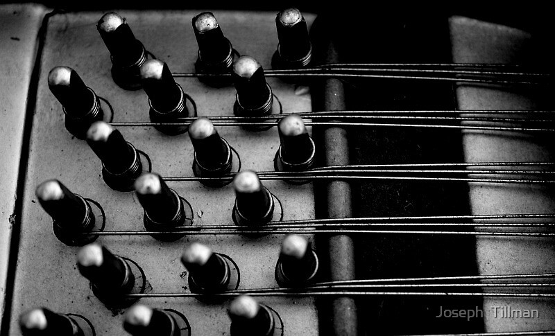 In Tension There is Music by Joseph  Tillman