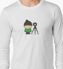 I Am - Photographer Long Sleeve T-Shirt