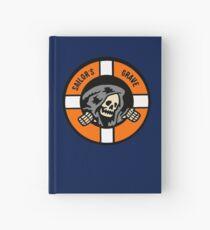 Sailor's Grave - Life Ring Reaper  Hardcover Journal